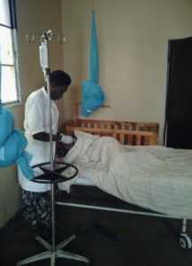 Gikomero nurse