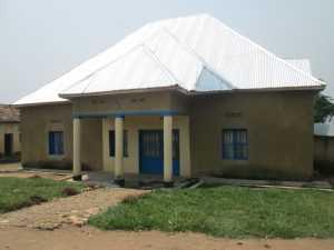 Pastors house