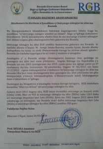 Satani yangiwe gukorera mu Rwanda