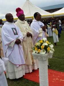 Musenyeri Mwumvaneza Anacret